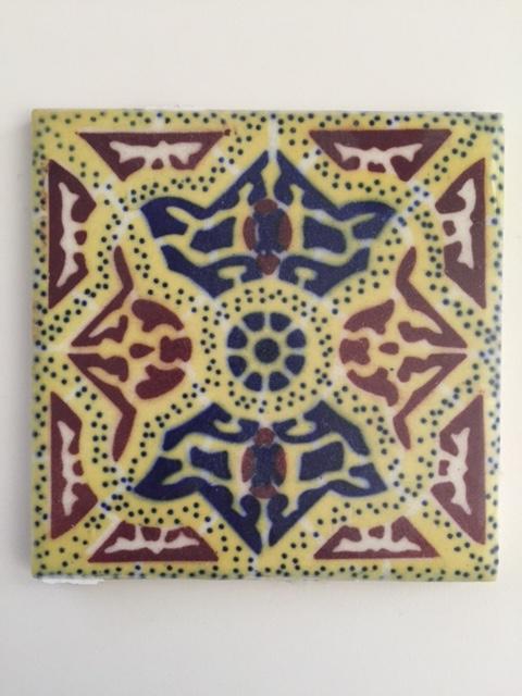 Tanforan Tile