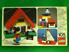 Lego outside